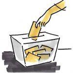 Debacle del bipartidismo, que no consigue ni la mitad de los votos, e irrupción de Podemos como gran esperanza de la izquierda
