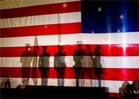 bandera-americana-soldados
