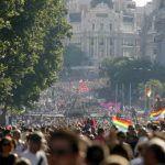 Telemadrid rechaza un año más retransmitir la marcha del Orgullo LGTB