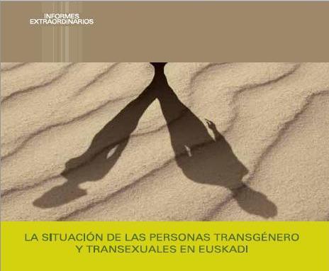 informe transexuales ararteko