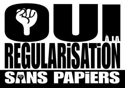 sans papiers (sin papeles francia)