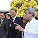 El ministro alemán de Exteriores visita Asia de forma oficial junto a su novio