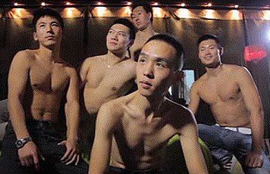 mister gay china