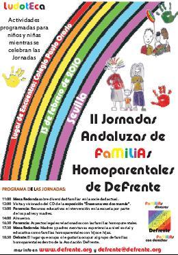 jornadas familias homoparentales sevilla