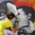 Restaurado polémico mural en Caracas
