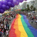 Celebraciones reivindicativas LGTB en Río de Janeiro y Santiago de Chile