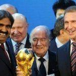El presidente de la FIFA, tras las protestas de grupos homosexuales por la elección de Qatar: «que se abstengan de tener actividad sexual»