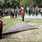 Inaugurado en Barcelona el monumento a la memoria de las personas LGTB represaliadas
