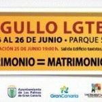 En defensa de nuestros derechos, manifestación del Orgullo LGTB – Las Palmas de Gran Canaria