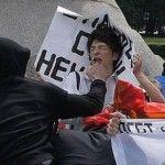 Catorce detenidos en el Orgullo Eslavo de San Petersburgo