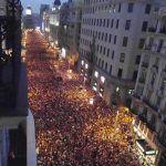 El director de Telemadrid afirma que el Orgullo de Madrid es un acto «muy minoritario» y se dirige a Carla Antonelli usando el masculino