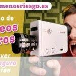 """III Edición del Concurso de vídeos """"safe REC&PLAY safe"""""""