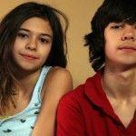 La historia de dos gemelos, un chico y una chica transexual, despierta la atención de los medios