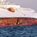 Una pareja gay estadounidense, entre los supervivientes del naufragio del Costa Concordia