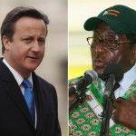 """David Cameron apoya Orgullo Estudiantil, mientras Mugabe lo manda """"al infierno"""" por defender los derechos LGTB"""