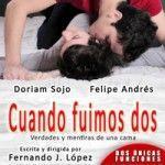 «Cuando fuimos dos», la intimidad de una pareja gay al desnudo en la Sala Triángulo