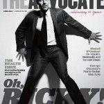 Ricky Martin habla en «The Advocate» sobre su relación de pareja