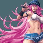 Vuelve Poison para repartir la comunión a los feligreses de Street Fighter