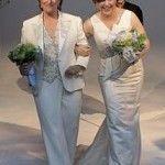 Christine Quinn, favorita para hacerse con la alcaldía de Nueva York en 2013, contrae matrimonio con su novia
