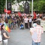 ALEAS Andalucía lamenta que el acto contra la LGTBfobia de Sevilla transcurriera entre abucheos y pitidos