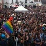 Éxito de la segunda «Fiesta de los Palomos» en Badajoz
