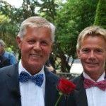 Primera boda religiosa entre personas del mismo sexo en Dinamarca