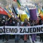 """Serbia: ilegalizado el grupo ultranacionalista homófobo """"Obraz"""""""