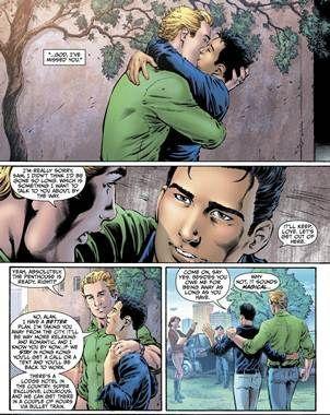 nuevo superhéroe gay