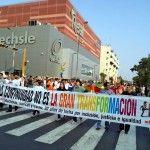 Lima: multitudinaria marcha del Orgullo demanda al Gobierno peruano cumplir sus promesas de inclusión