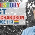 El primer legislador abiertamente gay de Florida representará al condado en el que Anita Bryant comenzó su carrera homófoba