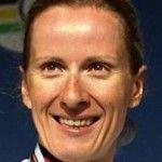 La ciclista alemana Judith Arndt, primera medalla de una deportista abiertamente LGTB en los Juegos de Londres