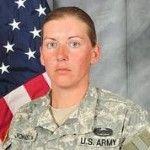 Los homófobos de la iglesia baptista de Westboro celebran la muerte en Afganistán de una militar casada con otra mujer