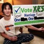 Le niegan la confirmación después de descubir en su Facebook una foto apoyando el matrimonio igualitario