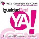 COGAM celebra su VIII Congreso con la igualdad real como meta prioritaria
