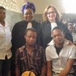 """Camerún: exculpados dos jóvenes condenados por """"comportamiento homosexual"""" a cinco años de prisión"""