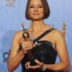 Controvertida salida del armario de Jodie Foster en la ceremonia de los Globos de Oro