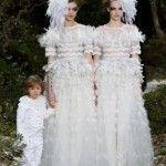 Simbólico gesto de Chanel a favor del matrimonio igualitario en Francia