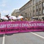 Polonia se avergüenza de sus diputados homófobos