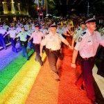 La Mardi Gras Parade de Sídney se ve empañada por la violencia policial