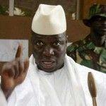 """La homosexualidad es """"más mortal que todos los desastres naturales juntos"""" para el presidente de Gambia"""