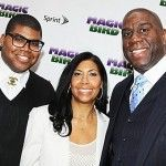 Magic Johnson declara su apoyo incondicional a su hijo gay