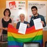 IU presenta en el Congreso una proposición no de ley que insta a la aprobación de una ley integral contra la LGTBIfobia