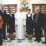 Jorge Bergoglio: «En la curia (…) hay una corriente de corrupción (…) Se habla del 'lobby gay', y es verdad, está ahí…»