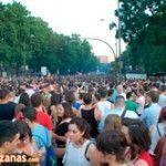 El Orgullo LGTB desborda las previsiones y se extiende por el centro de Madrid, pese a la cada vez más evidente hostilidad municipal