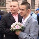Una pareja del mismo sexo rusa pretende casarse en Francia para denunciar la homofobia del gobierno de su país