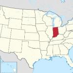 Indiana (Estados Unidos) castigará con cárcel a las parejas del mismo sexo que soliciten una licencia de matrimonio