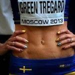 El debate alrededor de los gestos pro-LGTB durante los Juegos de Sochi alcanza de lleno al Campeonato Mundial de Atletismo en Moscú
