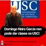 El profesor de la Universidad de Santiago acusado de homofobia por sus alumnos, suspendido cautelarmente de empleo