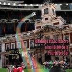 Arcópoli, Halegatos y GMadrid Sports convocan un acto solidario y de rechazo a la LGTBfobia en el deporte