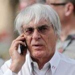 El patrón de la Fórmula 1, Bernie Ecclestone, alaba a Putin por sus políticas homófobas